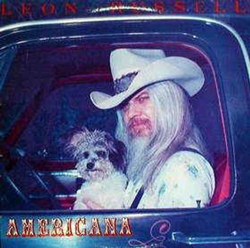 Americana, Leon Russell - Sealed Vinyl LP