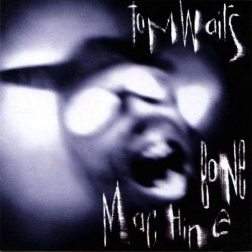 TOM WAITS Bone Machine - New German Vinyl Repress LP