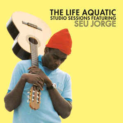 SEU JORGE The Life Aquatic  Studio Sessions - Double Colored Vinyl LP