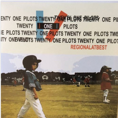 TWENTY ONE PILOTS Regional At Best - New Colored Vinyl Double LP