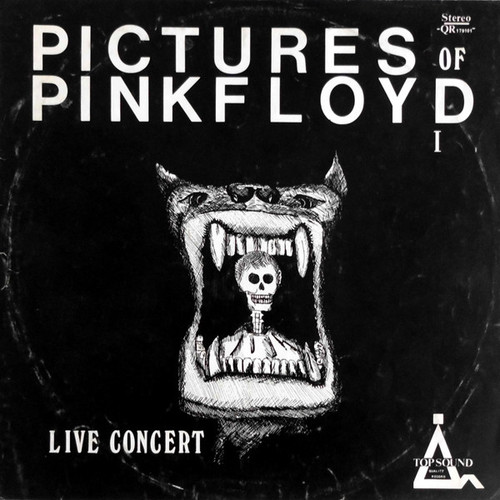 PINK FLOYD Pictures of Pink Floyd - '70-'71 Live Show, DBL White Vinyl