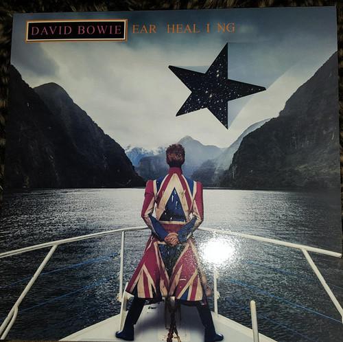 DAVID BOWIE  Ear Heal I Ng - New Vinyl Release w/Mixes, Live Tracks