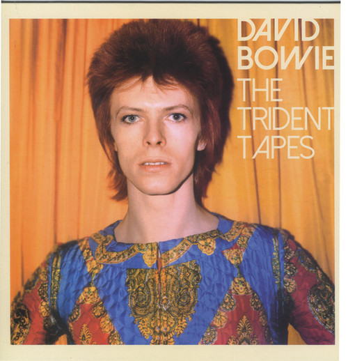 DAVID BOWIE The Trident Tapes -New UK Import Vinyl LP, 1970-72 Tracks
