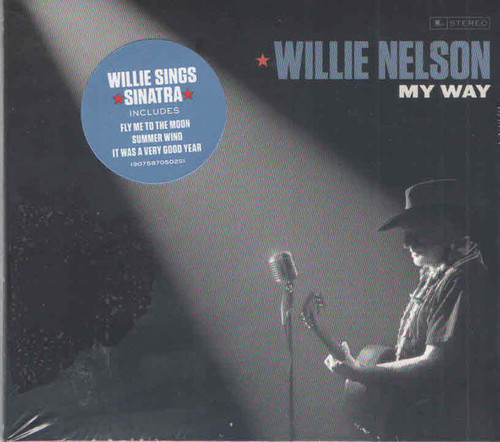 WILLIE NELSON My Way - New Vinyl LP w/Free Shipping!
