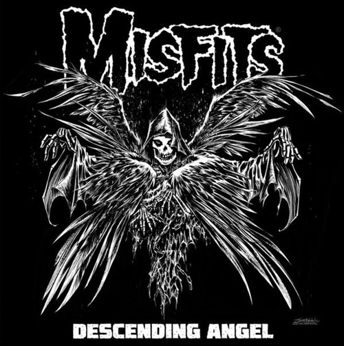 "MISFITS Descending Angel - Sealed 12"" Single, Only 2,000 Made"