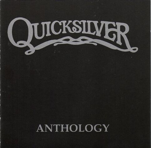 ANTHOLOGY Quicksilver - Sealed CD w/16 Tracks