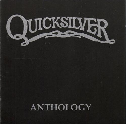ANTHOLOGY Quicksilver - Sealed CD w/16 Tracks