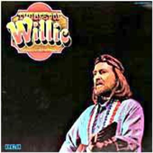 WILLIE NELSON Best of Willie - Sealed 1982 Vinyl LP