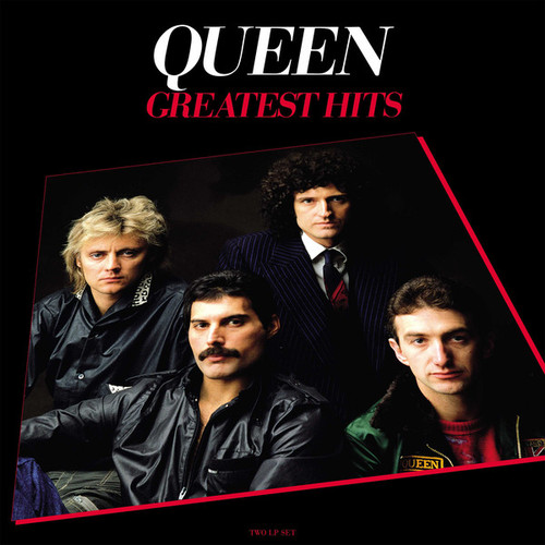QUEEN Greatest Hits - Sealed Half-Speed Double LP on 180 Gram Vinyl