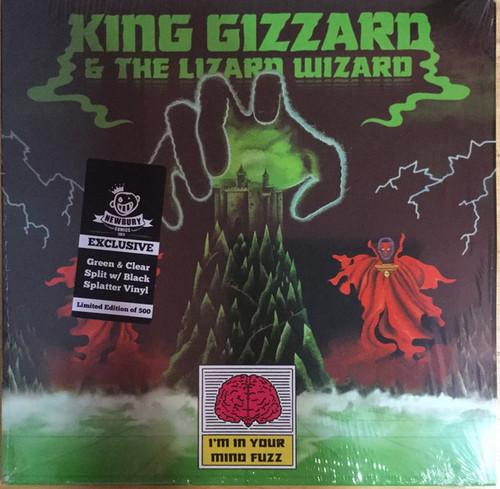 KING GIZZARD I'm In Your Fuzz - Sealed Splattered Vinyl LP