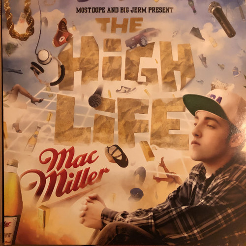 MAC MILLER High Life - New EU Import Double LP on Colored Vinyl
