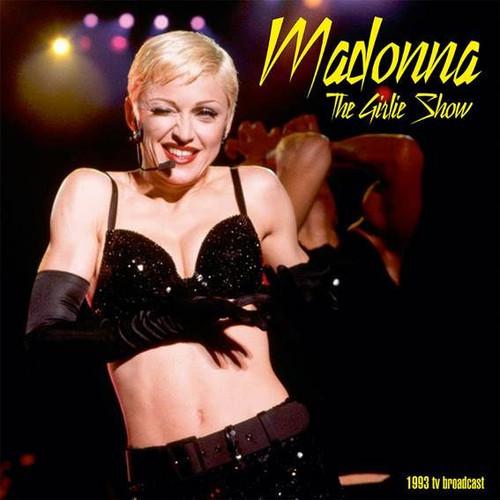 MADONNA The Girlie Show - Sealed Triple Vinyl Box Set, 1993 Japan Live