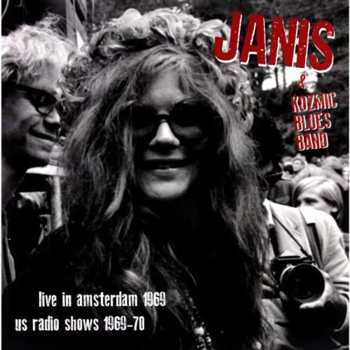 JANIS JOPLIN Live in Amsterdam 1969 - Sealed 180gm Vinyl LP, 10 Tracks