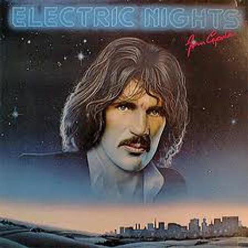 JIM CAPALDI Electric Nights - Rare 1979 White Label LP w/Mint Vinyl