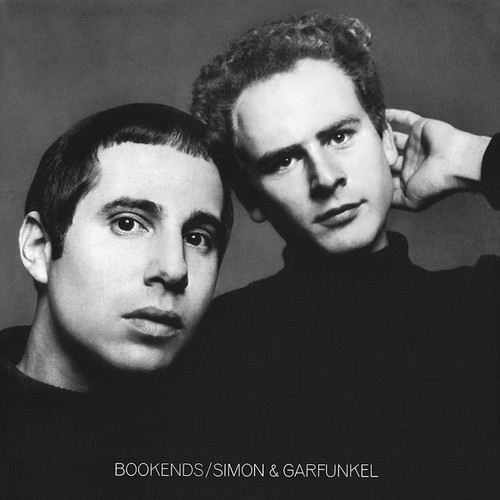SIMON & GARFUNKEL Bookends - Like New Vinyl with Poster!