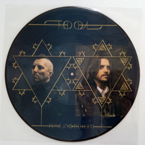 TOOL Fear Inoculum - New Double LP Picture Disc!