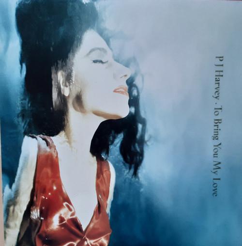 P J HARVEY To Bring You My Love - New EU Import Vinyl LP