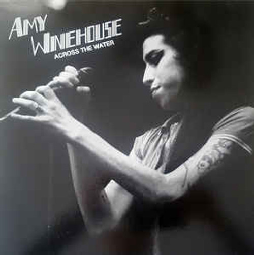 AMY WINEHOUSE Across the Water - New EU Import LP, Live Norway 2007