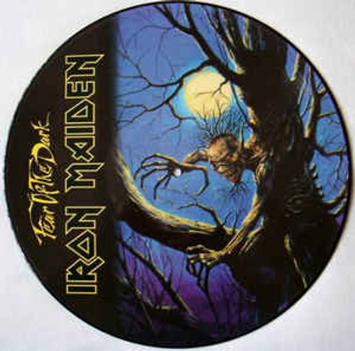 IRON MAIDEN Fear of the Dark - New EU Imported Vinyl Picture Disc LP