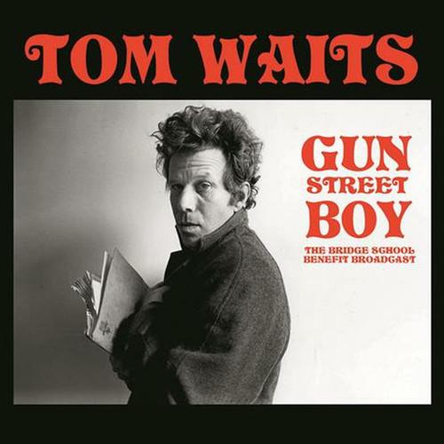 TOM WAITS Gun Street Boy - Sealed Vinyl LP, Live Bridge Concert, '99 FM