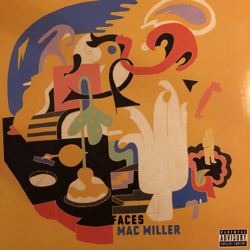 MAC MILLER Faces - New EU Import Double LP on COLORED VINYL