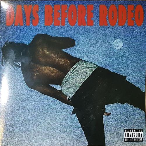 TRAVIS SCOTT Days Before Rodeo - New Colored Vinyl Double LP