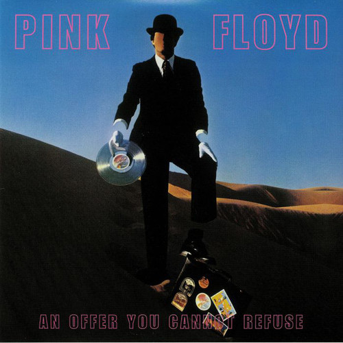 PINK FLOYD An Offer You Cannot Refuse - New DBL Import LP, RED Vinyl