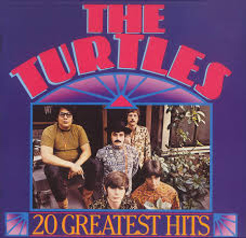 Greatest Hits by the Turtles - Dutch Import w/14 Classic Songs