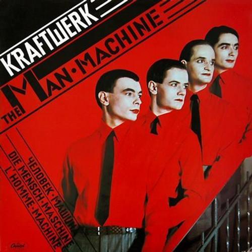 KRAFTWERK The Man Machine - New EU Import Vinyl LP