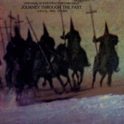 Journey Through The Past, NEIL YOUNG - 1972 Double Vinyl LP Soundtrk