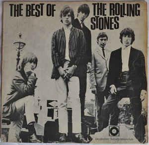 Best of the Rollings Stones - Sealed 2016 German Import Vinyl, 16 Tracks