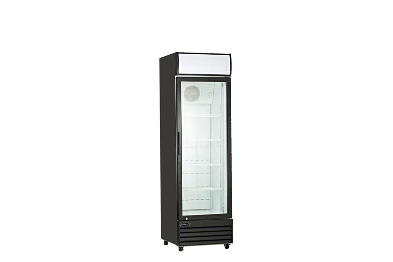 Kool It Kgm 13 Single Door Cooler 22 7 W 13 Cu Ft