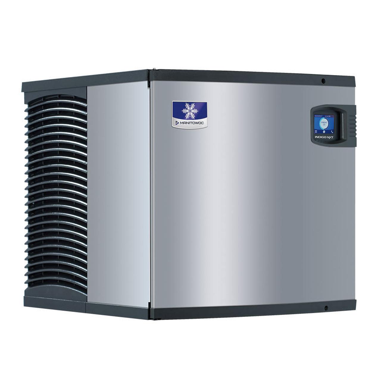 Manitowoc IYT0620A-161 Air Cooled Half Cube Ice Machine Head, 575 lbs, on