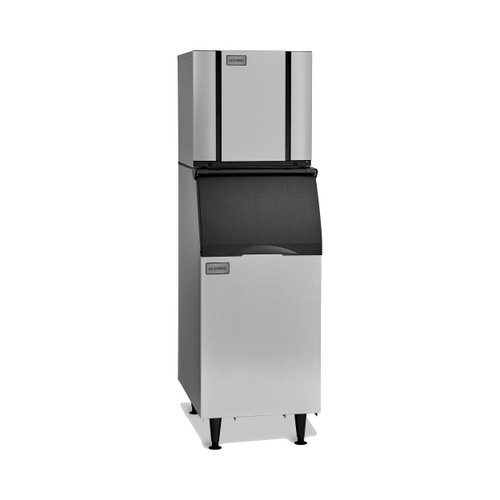 Ice-O-Matic CIM0826HR Remote Cooled Half Cube Ice Machine, 896 lb, 208V
