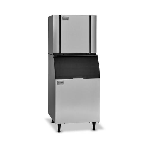 Ice-O-Matic CIM0836HR Remote Cooled Half Cube Ice Machine, 906 lb, 208V