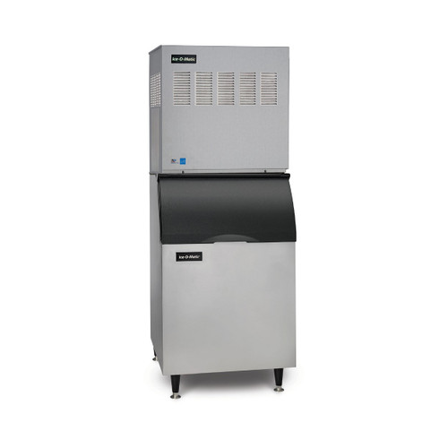 Ice-O-Matic ICE1506FR Remote Cooled Full Cube Modular Ice Machine, 1432 lb, 208V