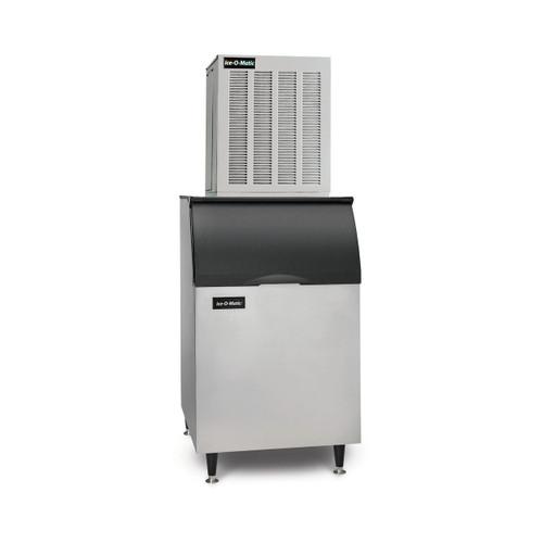 Ice-O-Matic MFI0800A Air Cooled Flake Ice Maker, 900 lb, 115V