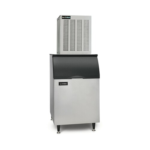 Ice-O-Matic MFI0800W Water Cooled Flake Ice Maker, 940 lb, 115V