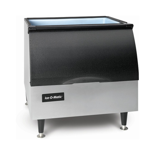 Ice-O-Matic B25PP 242 lb Ice Storage Bin, Slope Front