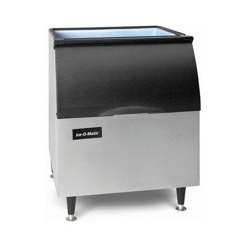 Ice-O-Matic B40PS 344 lb Ice Storage Bin, Slope Front