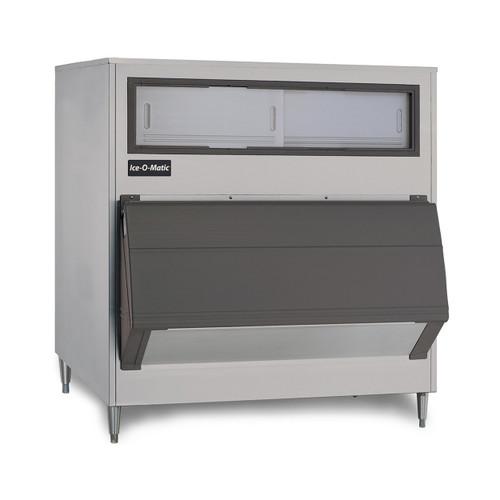 Ice-O-Matic B1000-48  1000 lb Ice Storage Bin, Upright