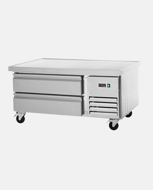 "Arctic Air ARCB48 48"" Refrigerated Chef Base, 2 Drawers"