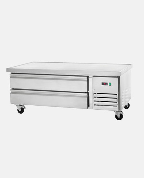 "Arctic Air ARCB60 60"" Refrigerated Chef Base, 2 Drawers"