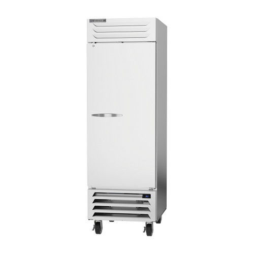 "Beverage Air RB23HC-1S 27"" Single Solid Door Reach-In Refrigerator"
