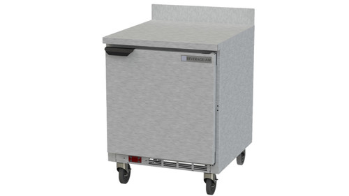 "Beverage Air WTF27AHC 27"" Worktop Freezer - 29"" Depth"