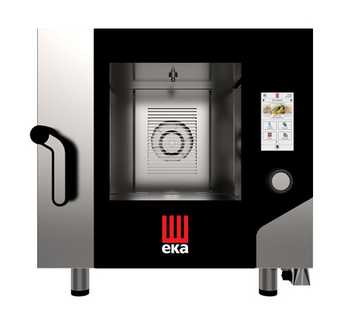 EKA MKFA 511 TS Electric Full Size Combi Oven w/ Touch Screen - 5 Trays - 208/240V