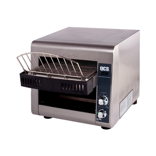 Star QCS1-350-120V Compact Conveyor Toaster - 350 slices/hour - 120V