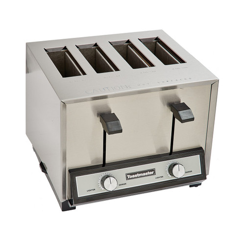 Toastmaster TP409 Pop-up Bread Toaster - 4 Slots - 120V