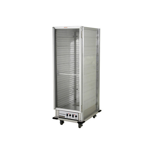 Toastmaster E4951-HP34CDN Uninsulated Full-Size Heater Proofer with Clear Door, 34 Full-Size Pans - 120V