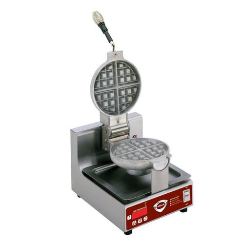"""Wells BWB1SE-120V Belgian Waffle Baker with 7"""" Grids - 120V, 900W"""